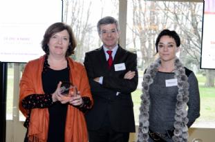 Trophées DAF magazine 2014: les lauréats de la catégorie Management d'un projet IT