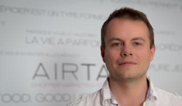 Christophe Pecquerie, Airtag