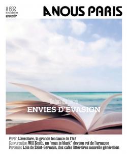 Couverture du n° de Mars 2015 de l'édition parisienne du journal gratuit
