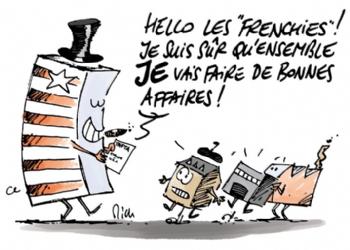 Grand marché transatlantique : les PME maltraitées ?