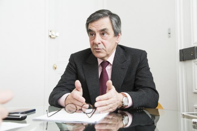 """François Fillon : """"Je lancerai un New Deal entrepreneurial dans les 100 jours suivant mon élection"""""""