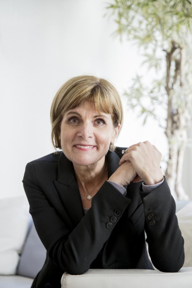 """Anne Lauvergeon: """"Pour m'investir dans une PME, il me faut un projet innovant porté par une équipe solide"""""""