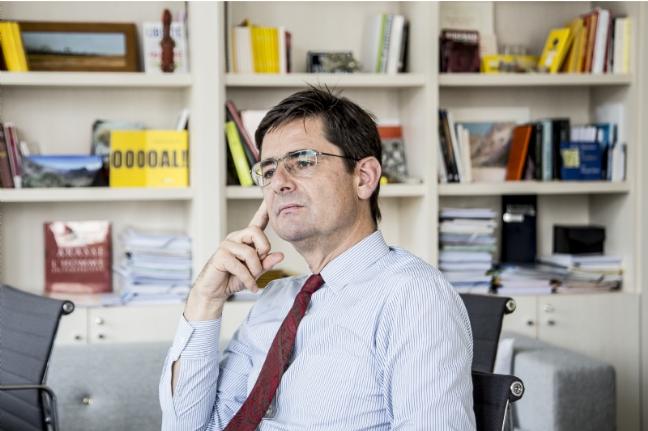 """Nicolas Dufourcq, directeur général de Bpifrance : """"Dirigeants de PME, c'est le moment d'investir"""""""