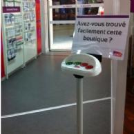 La SNCF évalue la satisfaction client sur des bornes | Dossier : Satisfaction client : comment la mesurer ?