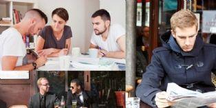 Les 10 dirigeants en compétition pour les Trophées Chef d'entreprise 2014