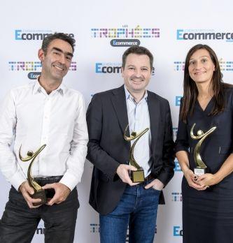 Trophées E-commerce 2016 : le palmarès