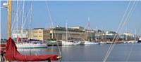 Le Grand Large, palais des congrès de Saint-Malo.