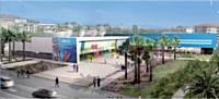 Le Centre Expo Congrès de Mandelieu.