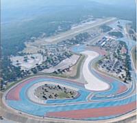 Le circuit Paul Ricard HTTT (Le Castellet).