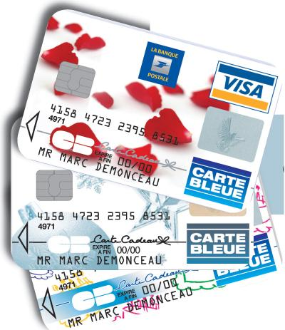 Cartes, chèques, coffrets-cadeaux: les nouveautés 2007!