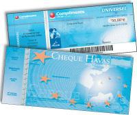 Les chèques Accentiv' sont désormais acceptés dans plus de 200 enseignes. Le chèque StarVoucher, de RSCG, est valable dans 24 nouvelles enseignes.