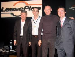 Lors de la convention de LeasePlan, l'intervention de Bernard Laporte a été tenue secrète jusqu'au dernier moment...