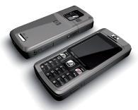 HP présente son premier smartphone, le ipaq 514 Voice Messenger.