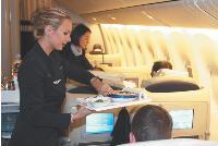 Les Miles d'Air Fraitce, écoltés à chaque voyage, sont convertibles en billets gratuits.