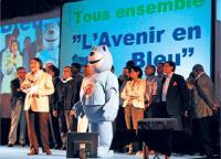 Sylvie Gallois, la directrice commerciale de Butagaz, a présenté la stratégie de la marque pour rester numéro un.