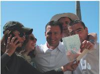 Au programme: un rallye dans les rues d'Arles mais aussi poterie et peinture.