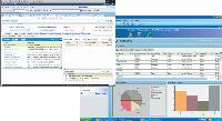 Siebel CRM 8.0 met en perspective les informations classiques d'un client avec les données du marché ou des autres clients.