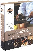 Le Grand Larousse gastronomique (sixième édition) paraît ce mois-ci à 71 Euros HT.