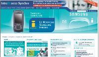 Le groupe Bouygues Telecom possède près de 500 sites intranet. L'un d'eux se nomme IntraBizness.