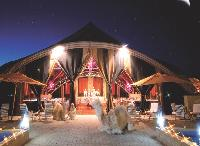 Après un dîner tunisien sous la tente berbère, vos invités pourront observer les étoiles.