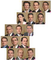 Le jury des Trophées 2007