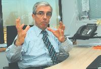 Jean-Luc Cabannes, responsable du compte EDF chez GE Energy