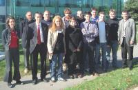Depuis octobre dernier, 11 jeunes suivent une formation commerciale en alternance chez Technal et auprès d'artisans de son réseau.