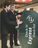 Des bornes permettent des formalités plus rapides dans les hôtels Pullman.