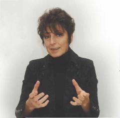 Pascale Grasset, vice-présidente marketing-commercial d'Alstom Transport France