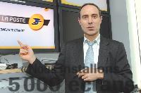 Arnaud Buannic, directeur des ventes de Sony PSE