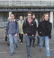 Les jeunes diplômés souhaitent souvent faire carrière à l'étranger. Audencia a donc organisé un «International Careers Day» pour la première fois cette année.