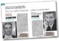Un internaute prénommé Sergio réagit à l'article «Pour ou contre l'externalisation commerciale» publié dans le numéro de février d'Action Commerciale et sur le site web. Voici son commentaire...