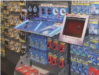 Hama Thomson, qui fabrique des accessoires multimédias, a déployé des bornes interactives chez ses revendeurs. Les ventes ont augmenté de 50%.