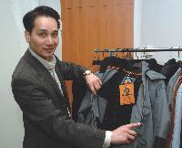 Jean-François Le Manh Ho, responsable grands comptes Administration et Construction de Sperian Protection