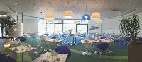 Le Quality Suites Bordeaux Aéroport compte aujourd'hui 259 suites, deux restaurants et un spa.