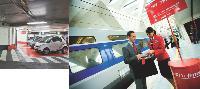 En adhérant au programme «Avis Preferred», il est possible de récupérer les clés et les papiers de son véhicule directement à la descente du TGV.