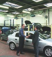 Les grandes entreprises recherchent des prestations «full service» qui comprennent, par exemple, l'entretien des véhicules.