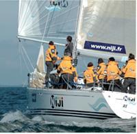 Niji achète un voilier pour faire naviguer salariés et clients