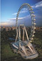 Poma a signé un contrat de 25 millions de dollars pour la réalisation des cabines de la future grande roue de Pékin.
