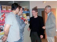 Michel de Zukowicz laisse une grande autonomie à ses équipes commerciales terrain, qu'il réunit régulièrement avec le marketing.