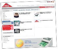 Fiches techniques, photos, vidéos... le site de CTMS est un véritable outil d'aide à la vente consultable en quatre langues.