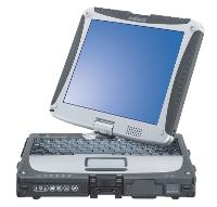 Avec le Toughbook CF-19, Panasonic allège sa gamme «durcie».