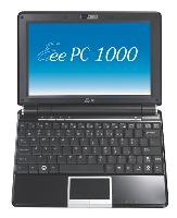 L'EeePC 1000H d'Asus dispose d'un stockage Internet de 10 Go et de Windows XP.