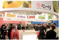 Rungis réserve pour ses clients des stands lors de salons, comme ici à Berlin.