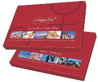 MagicDay propose aux entreprises plus de 450 activités insolites, comme piloter une Ferrari ou survoler les châteaux de la Loire en avion privé.