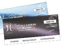 Avec les chèques de l'agence Co'Relook'in, le bénéficiaire peut se faire relooker ou encore suivre un cours de maquillage.