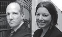 Maîtres Brice Wartel et Julie De Oliveira sont respectivement avocat associé et avocate au sein du cabinet Artemia.