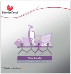 Saunier Duval a mis au point un programme d'incentive récurrent pour ses revendeurs.