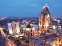 Imprégnée d'histoire,Johannesburg est aussi le coeur économique de l'Afrique du Sud.