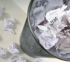 Que faire lorsqu'un client rompt une relation commercial?